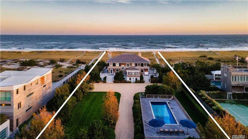 Residential for Sale at 145 Dune Road Other Areas, New York 11978 United States