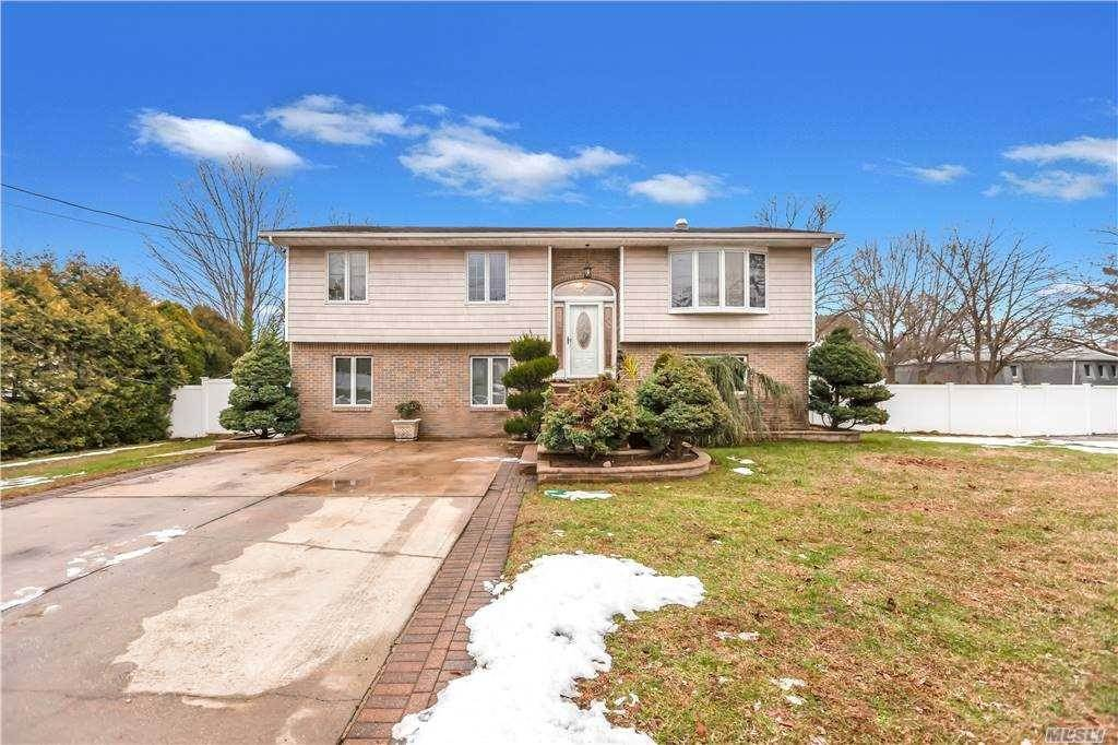 Residential for Sale at 61 Milford Drive Central Islip, New York 11722 United States