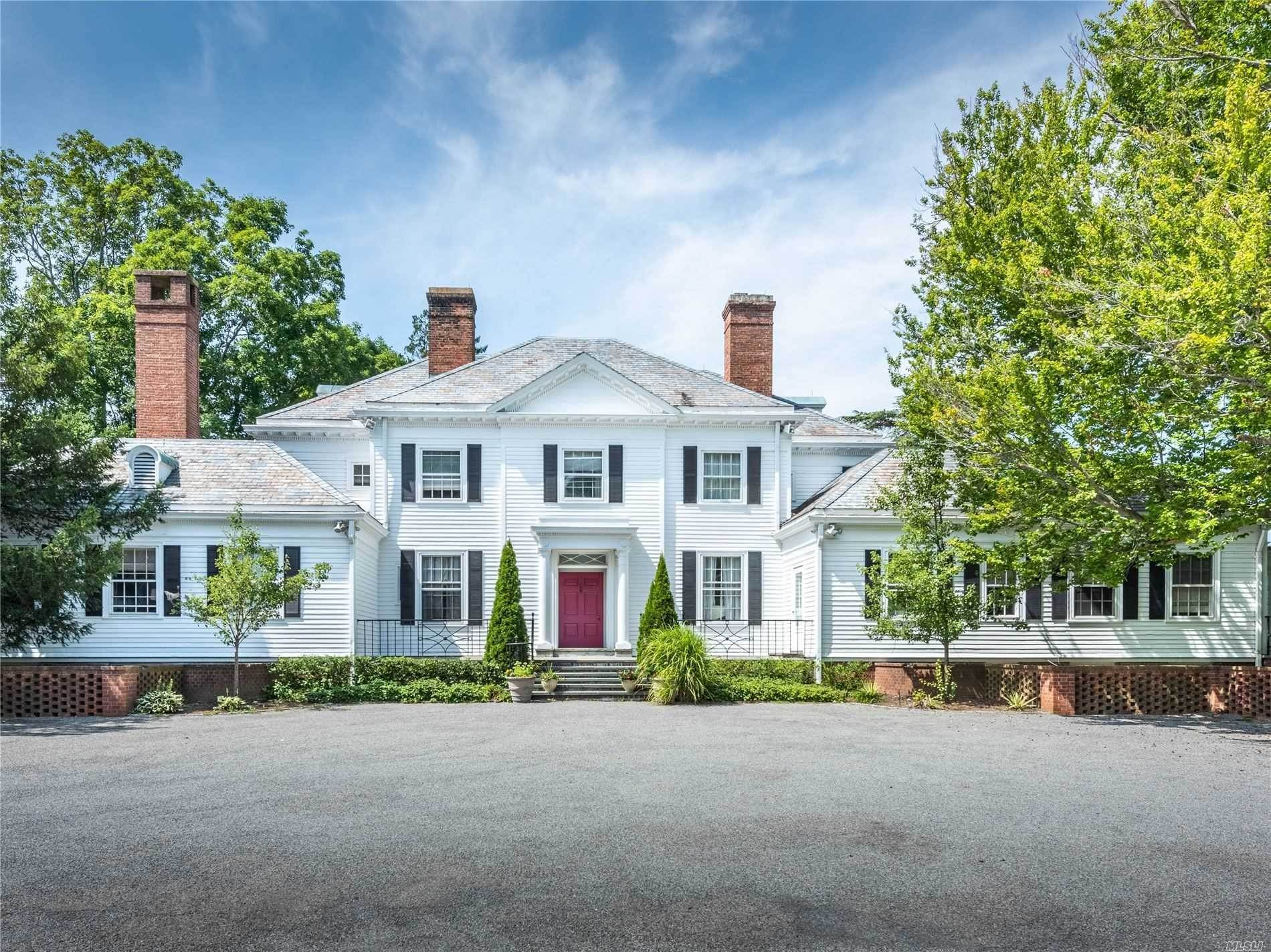 Residential for Sale at 145 Dosoris Poplar Glen Cove, New York 11542 United States