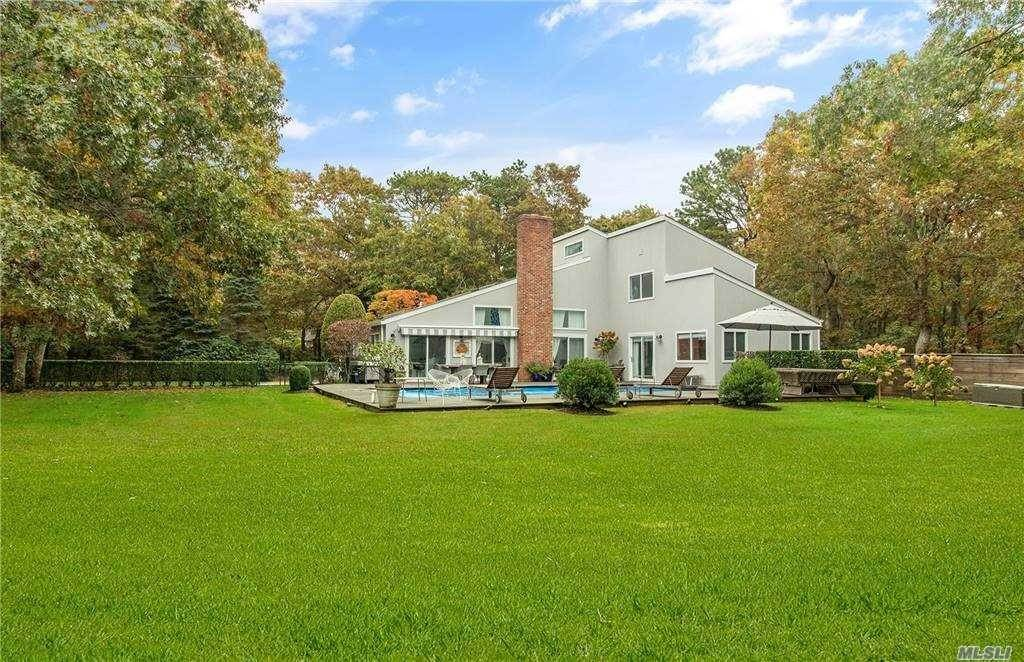 Residential for Sale at 2658 Quogue Riverhead Road, E. Quogue, NY 11942 East Quogue, New York 11942 United States