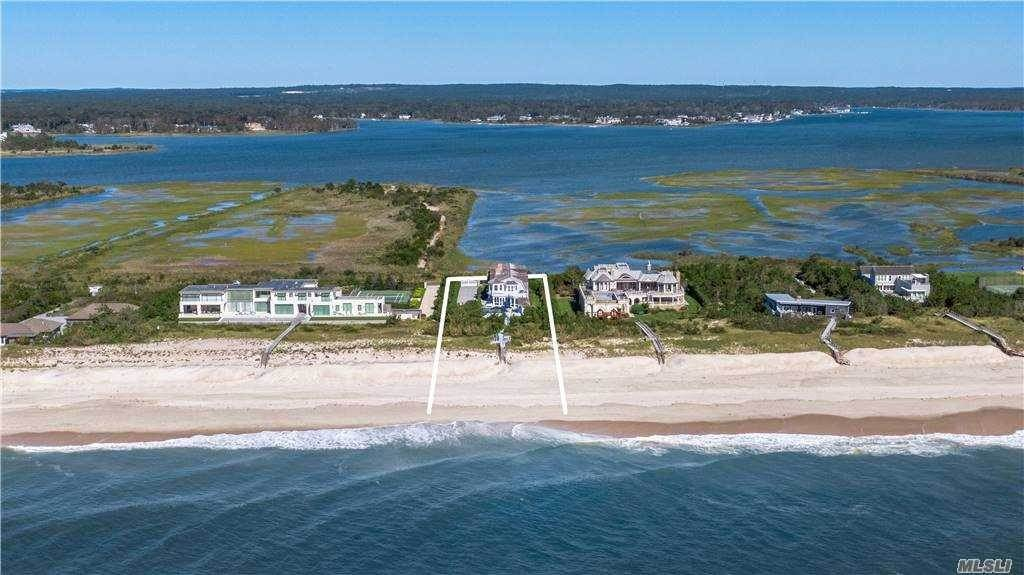 Residential for Sale at 214 Dune Road, Quogue NY 11959 Other Areas, New York 11959 United States