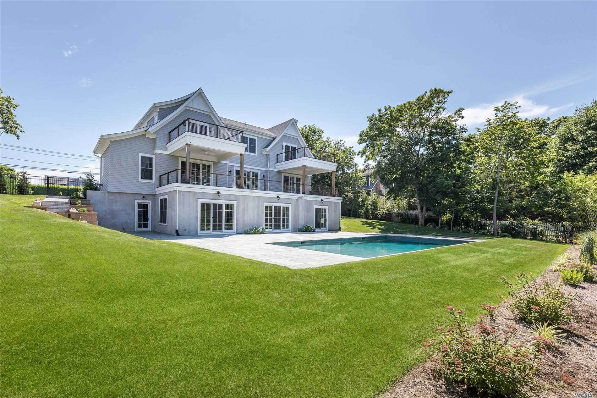 Residential for Sale at 865 North Sea Mecox Road, Water Mill, NY 11976 Water Mill, New York 11976 United States