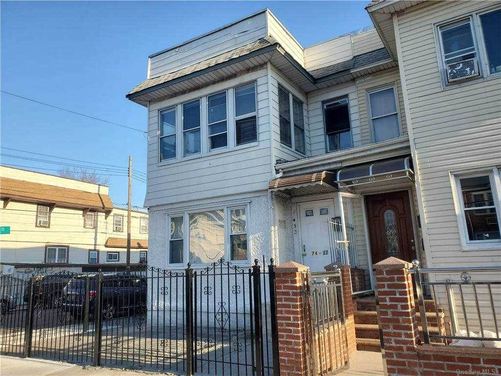 Residential Income for Sale at 74-32 95th Avenue Ozone Park, New York 11416 United States