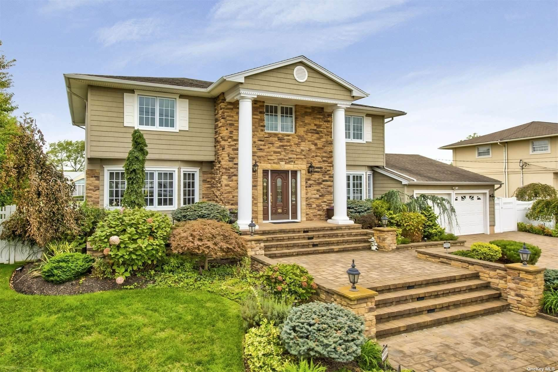 Residential for Sale at 46 Skylark Road Massapequa Park, New York 11762 United States