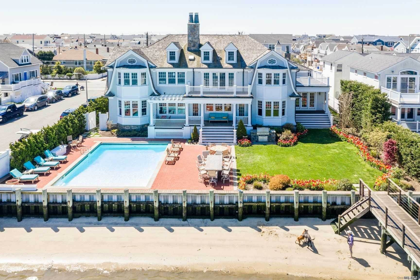 Residential for Sale at 1075 W Park Avenue Long Beach, New York 11561 United States