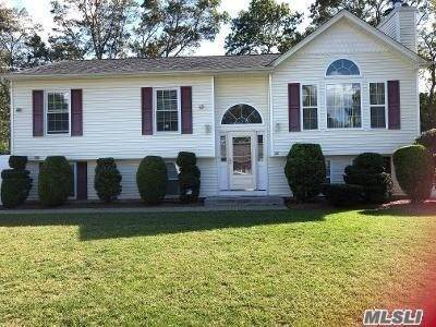 Residential for Sale at 26 Robinwood Drive Mastic Beach, New York 11951 United States