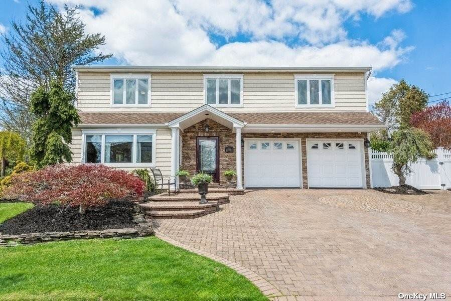 Residential for Sale at 196 Whitewood Drive Massapequa Park, New York 11762 United States