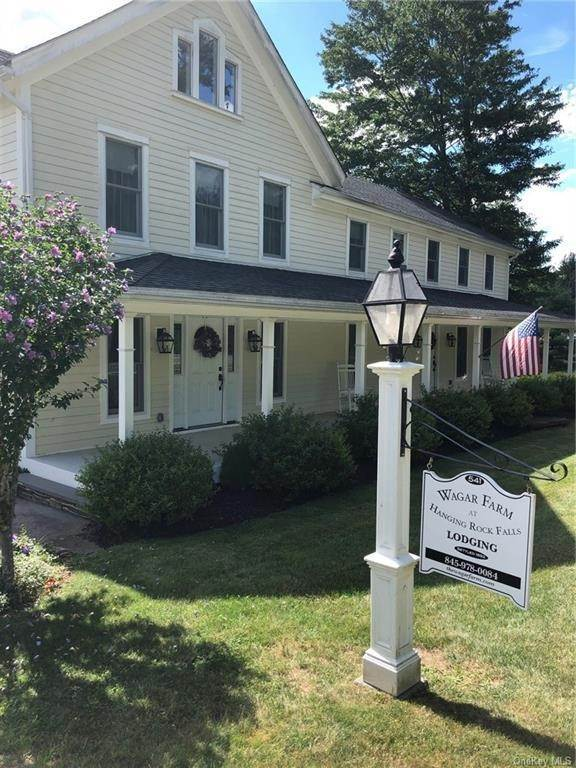 Residential for Sale at 541 Ulster Heights Road, Wawarsing, NY 12428 Ellenville, New York 12428 United States