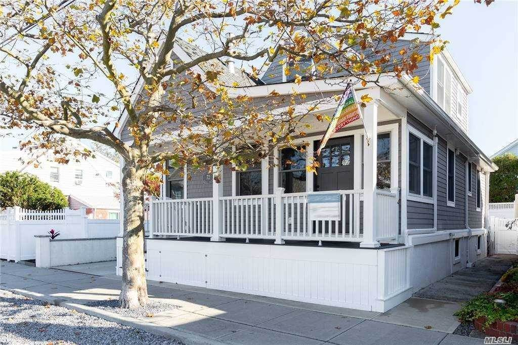 Residential for Sale at 72 Inwood Avenue, Point Lookout, NY 11569 Point Lookout, New York 11569 United States