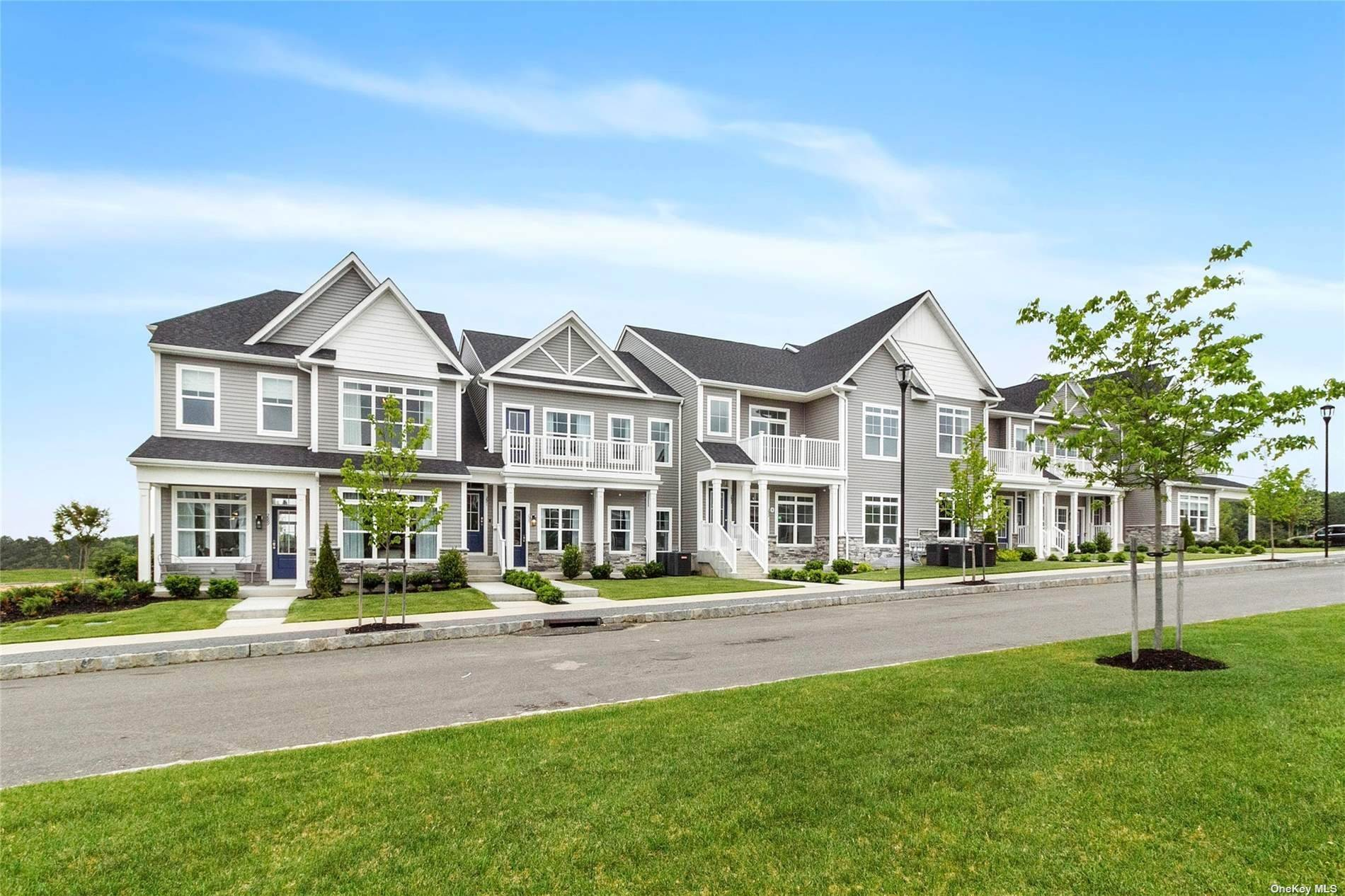 Residential for Sale at 32 Grace Hall Lane # B Yaphank, New York 11980 United States