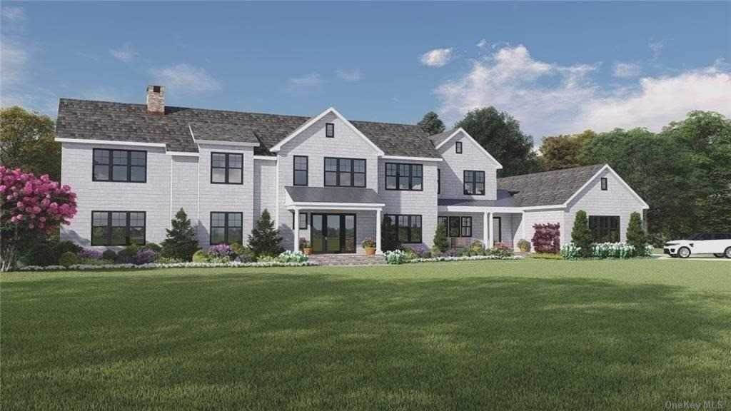 Residential for Sale at 465 Middle Line Highway, Sag Harbor, NY 11963 Sag Harbor, New York 11963 United States