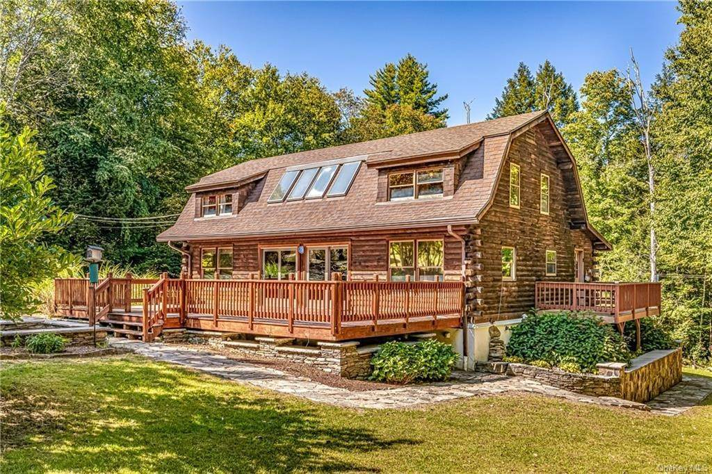 Residential for Sale at 124 Beaver Dam Road, Wawarsing, NY 12428 Ellenville, New York 12428 United States