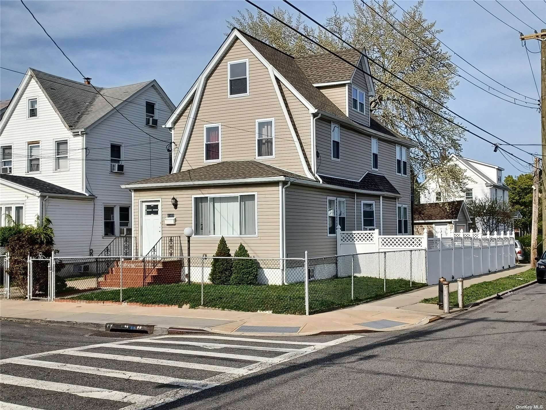 Residential for Sale at 114-69 210 Street Cambria Heights, New York 11411 United States
