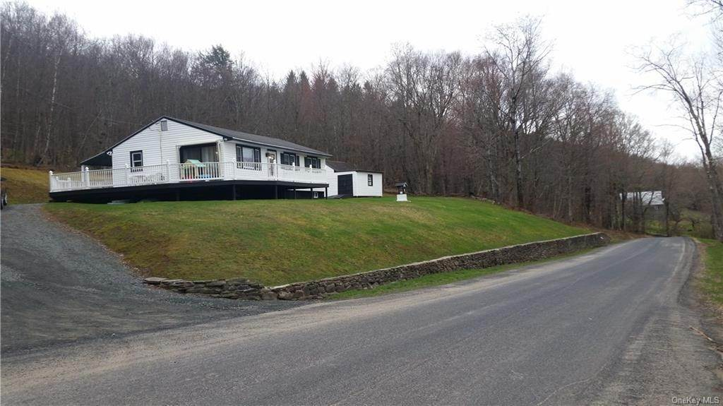 Residential Income for Sale at 72 Hunter Road Parksville, New York 12768 United States