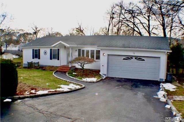 Residential for Sale at 16 New Road Lake Ronkonkoma, New York 11779 United States