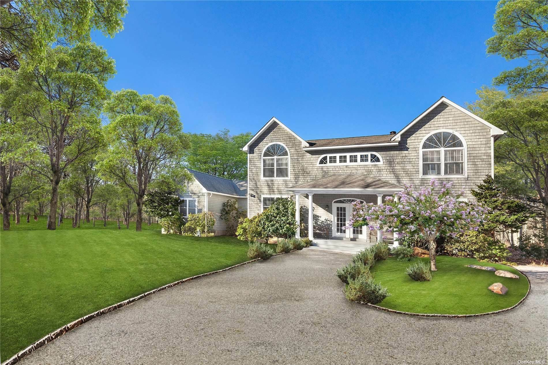 Residential for Sale at 528 Wainscott Nw Road Wainscott, New York 11975 United States