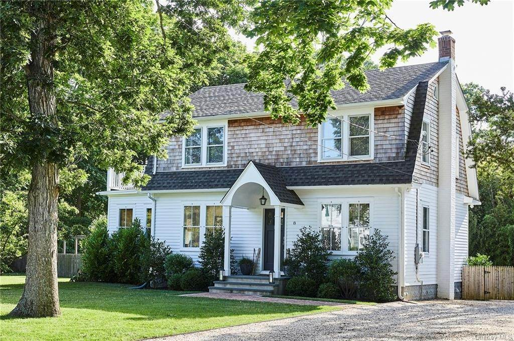 Residential for Sale at 8 Woodland Park Road, Bellport Village, NY 11713 Bellport, New York 11713 United States