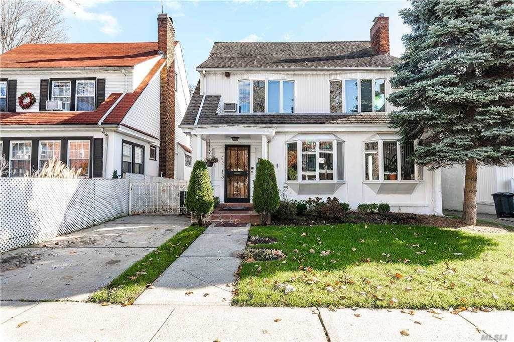 Residential for Sale at 83-15 124th Place, Kew Gardens, NY 11415 Kew Gardens, New York 11415 United States