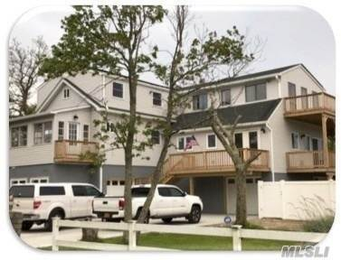 Residential for Sale at 206 W Elm Road, Mastic Beach, NY 11951 Mastic Beach, New York 11951 United States