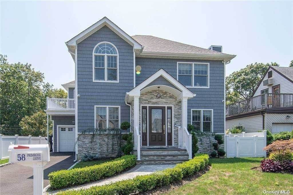 Residential for Sale at 58 Primrose Drive New Hyde Park, New York 11040 United States