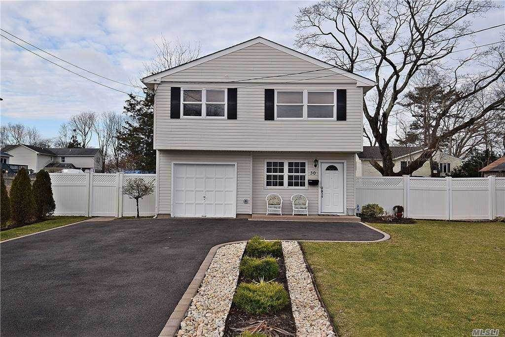 Residential for Sale at 30 Kunigunda Place, Islip Terrace, NY 11752 Islip Terrace, New York 11752 United States