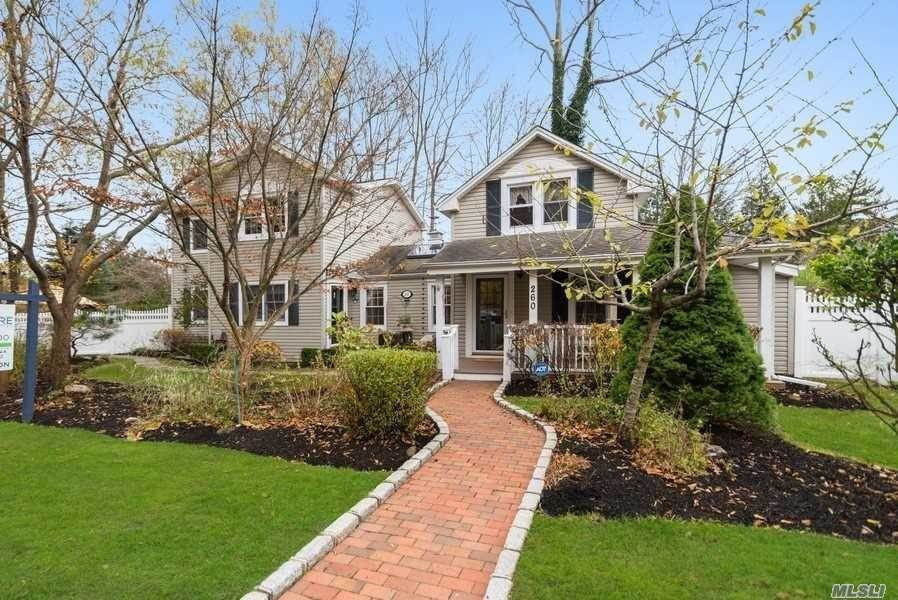 Residential for Sale at 260 Conklin Avenue, Patchogue, NY 11772 Patchogue, New York 11772 United States