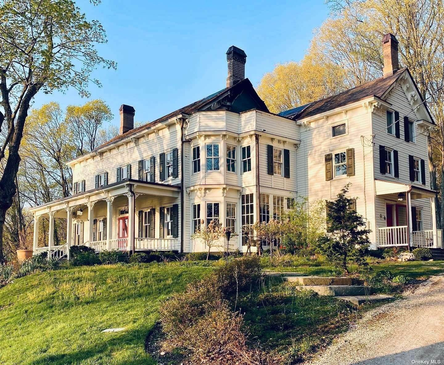Residential for Sale at 215 Harbor Road Cold Spring Harbor, New York 11724 United States