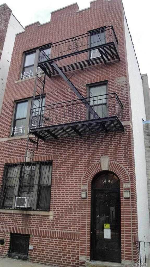 Residential Income for Sale at 34-44 32nd Street Astoria, New York 11106 United States