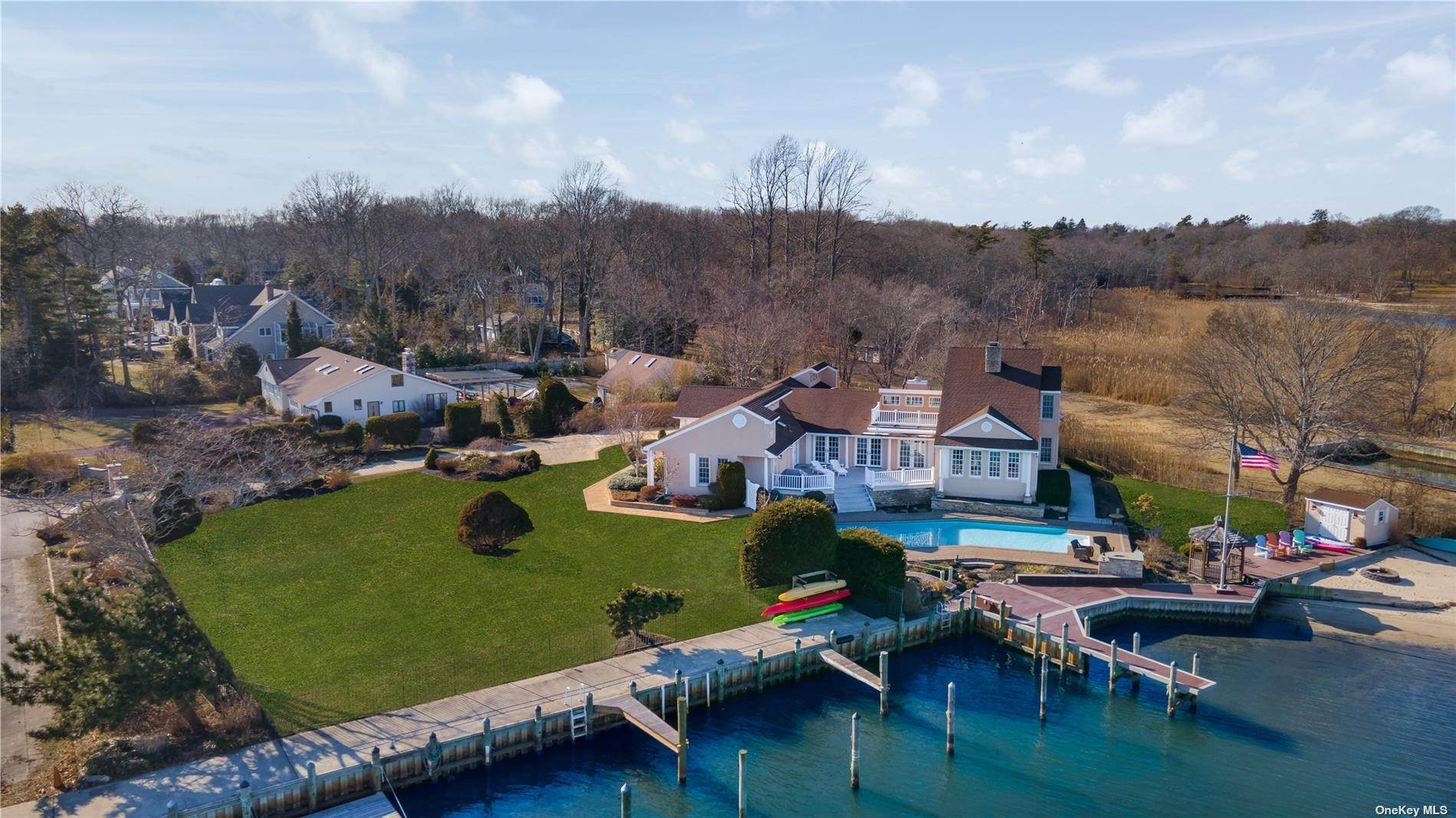 Residential for Sale at 23 Riviera Court Great River, New York 11739 United States