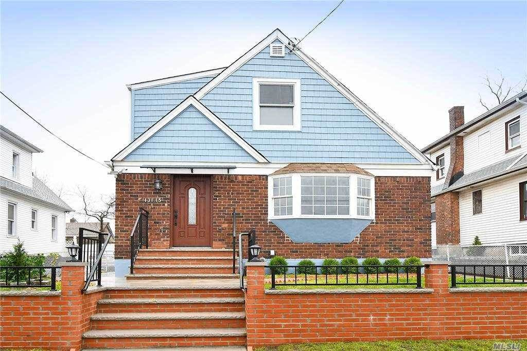 Residential for Sale at 131-15 218th Street Laurelton, New York 11413 United States