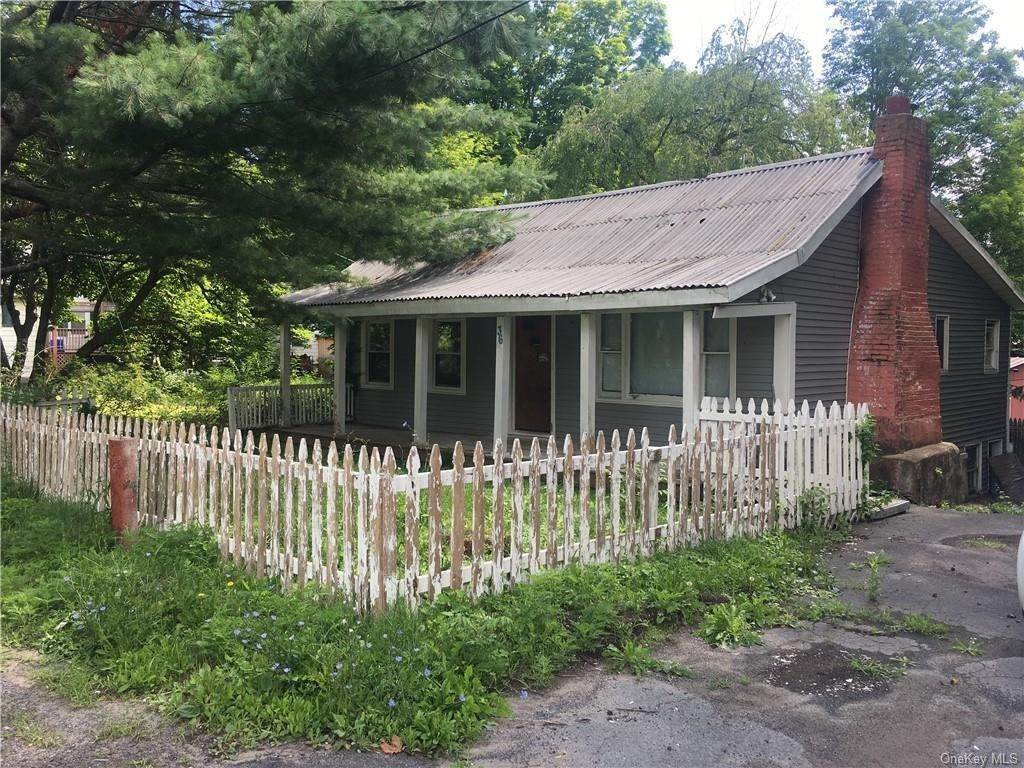 Residential for Sale at 36 State Route 55 Napanoch, New York 12458 United States