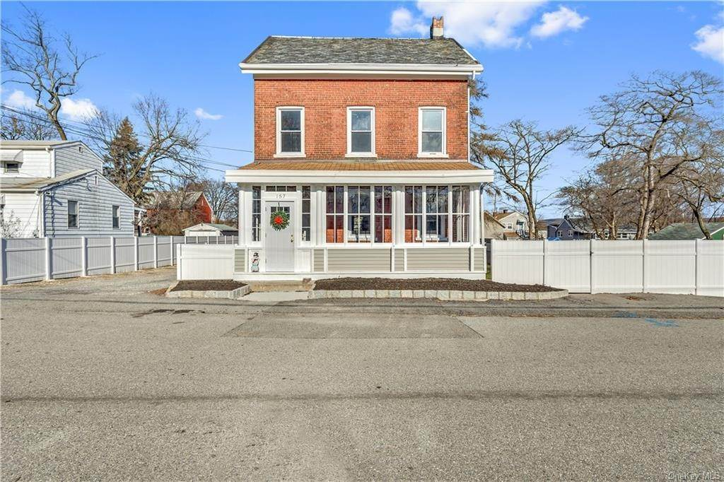 Residential for Sale at 157 5th Street Verplanck, New York 10596 United States