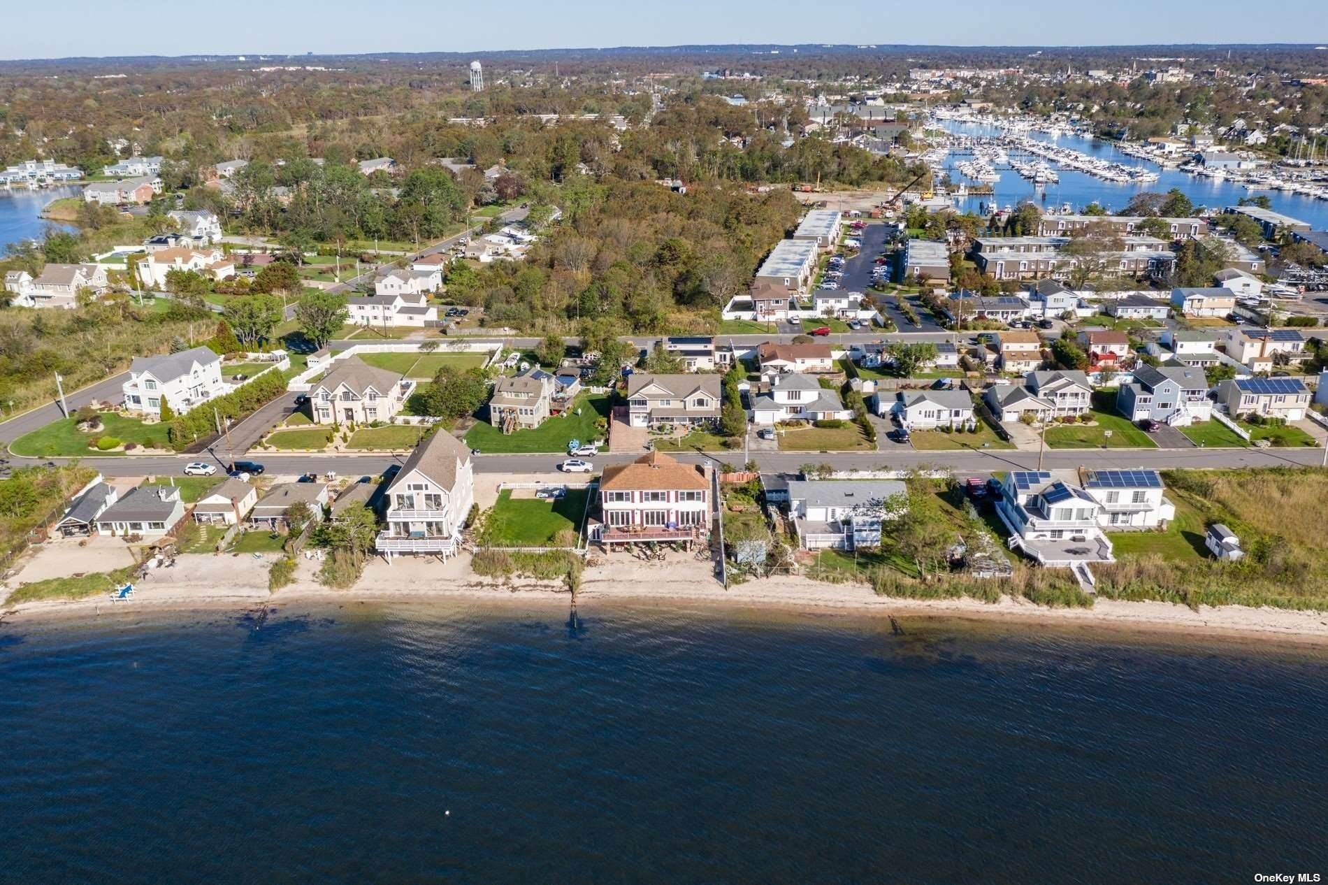 Residential for Sale at 30 Sunset Lane Patchogue, New York 11772 United States