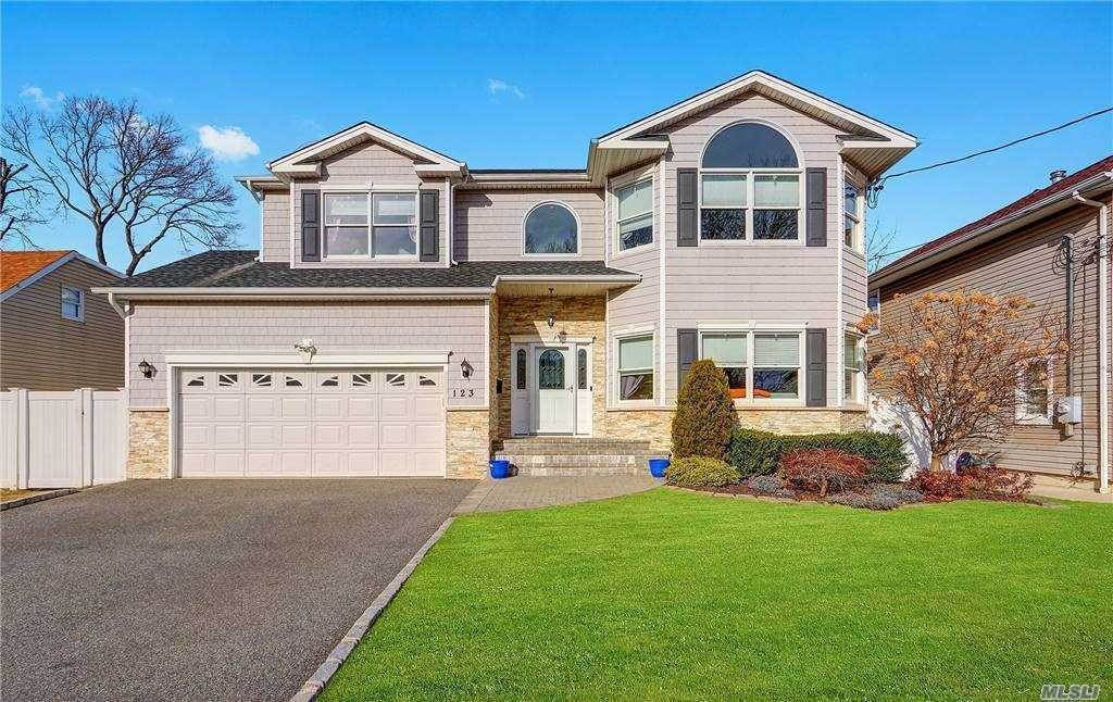 Residential for Sale at 123 Garfield Street Massapequa Park, New York 11762 United States