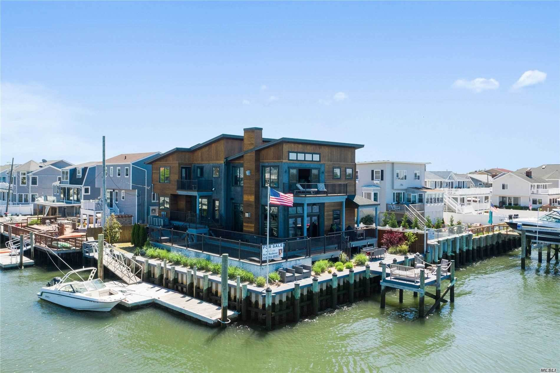 Residential for Sale at 96 Vinton Street, Long Beach, NY 11561 Long Beach, New York 11561 United States