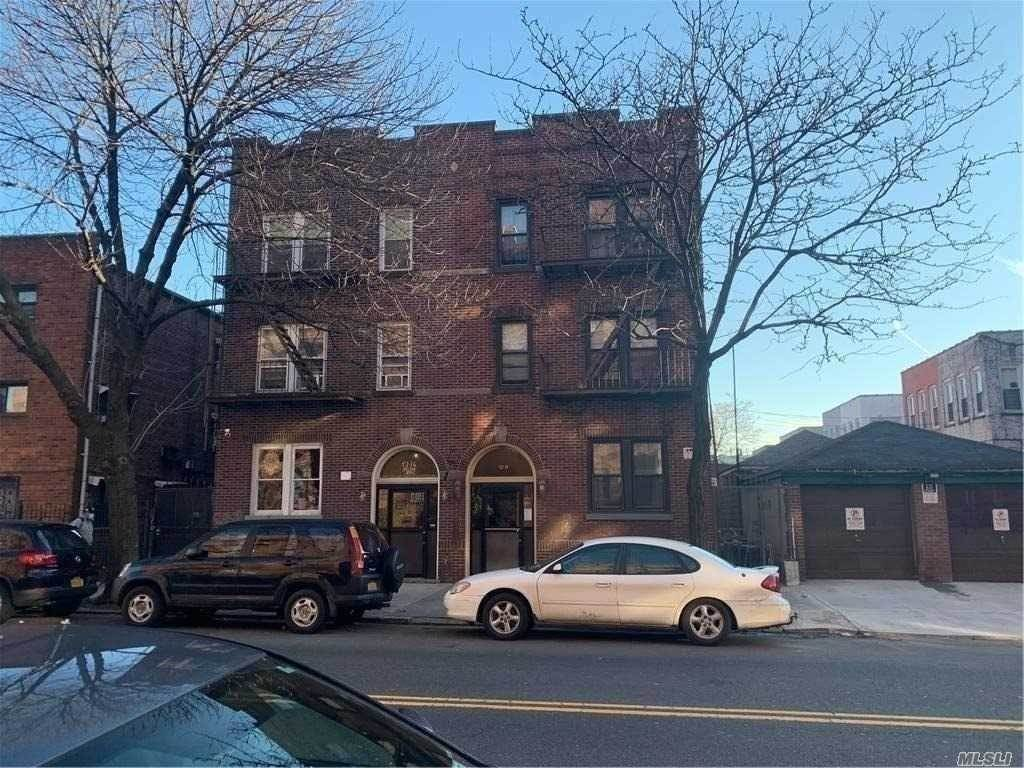 Residential Income for Sale at 92-16 35 Avenue Jackson Heights, New York 11372 United States