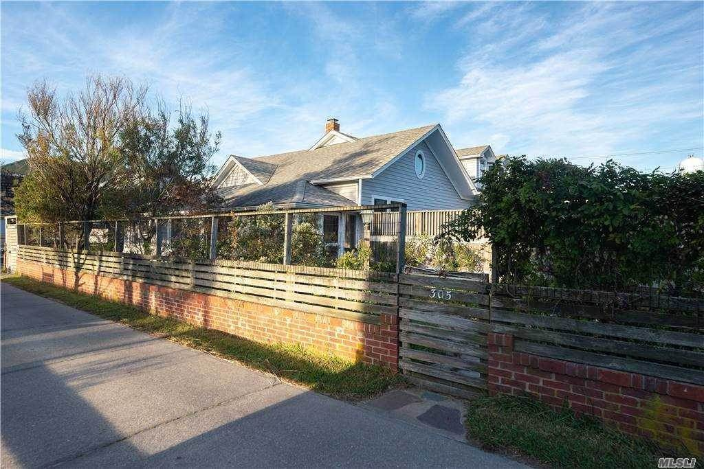 Residential for Sale at 305 Cottage, Ocean Beach, NY 11770 Ocean Beach, New York 11770 United States