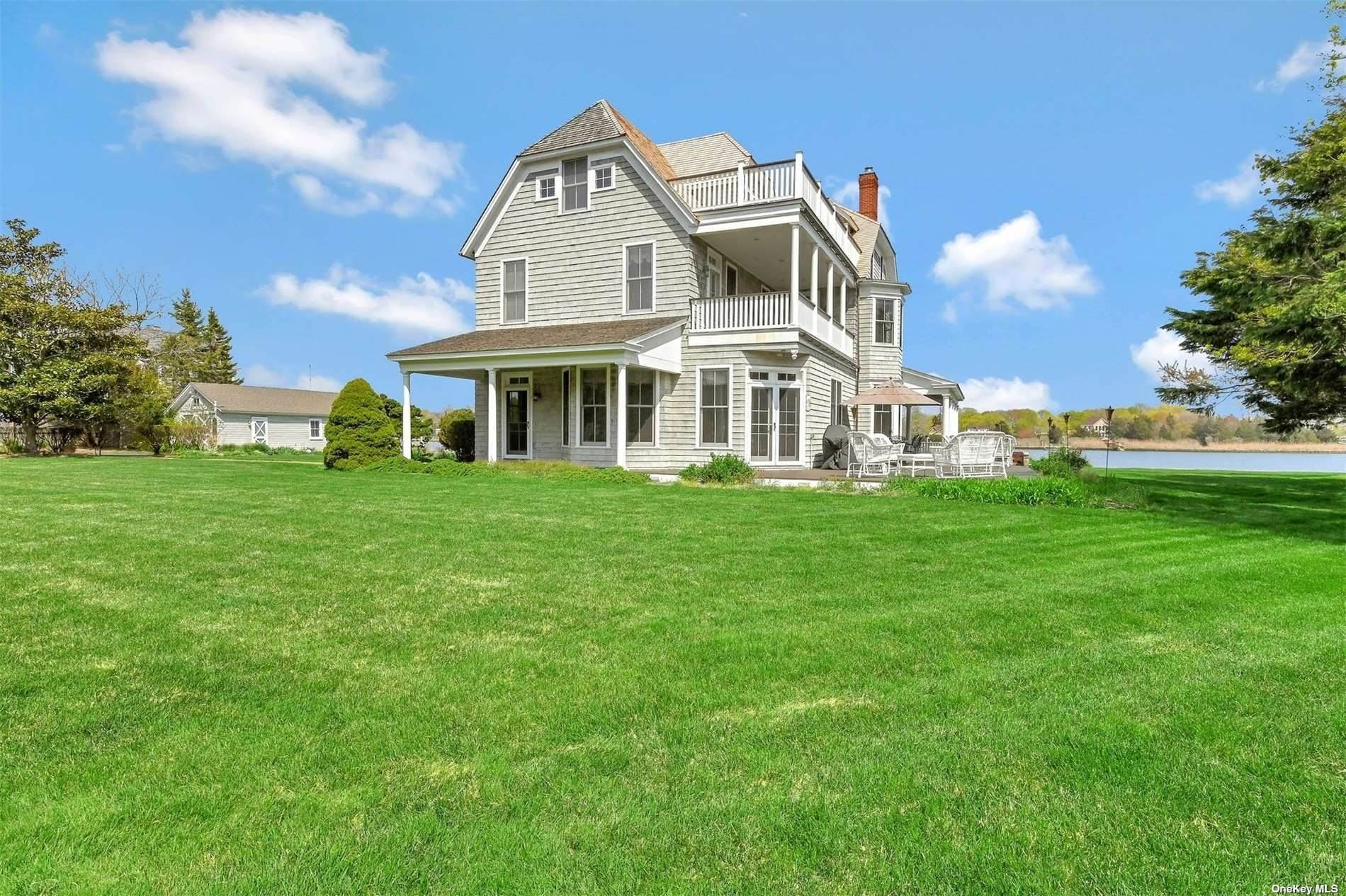 Residential for Sale at 127 Senix Avenue, Center Moriches, NY 11934 Center Moriches, New York 11934 United States