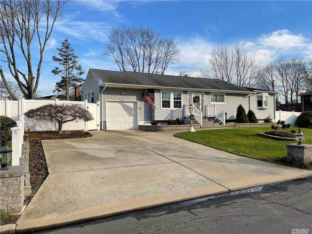 Residential for Sale at 533 Goodrich Avenue North Babylon, New York 11703 United States