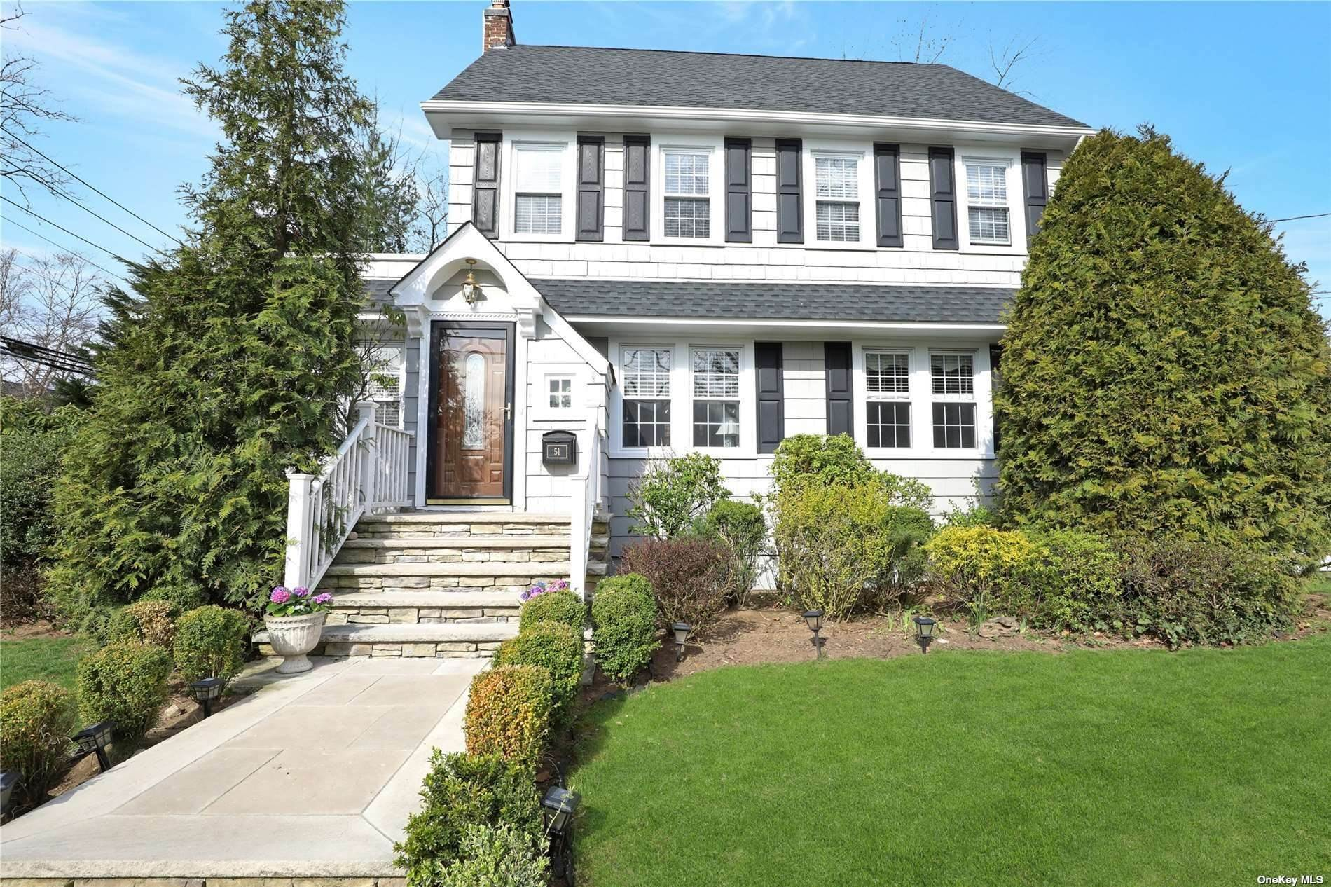 Residential for Sale at 51 Rider Avenue Malverne, New York 11565 United States