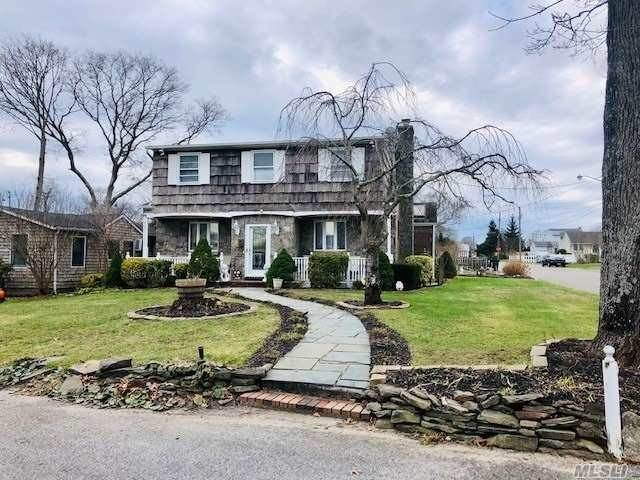 Residential Income for Sale at 60 Lake Shore Drive Patchogue, New York 11772 United States