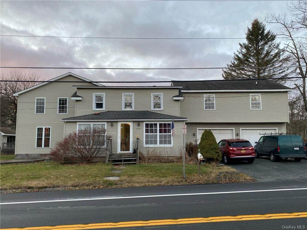 Residential for Sale at 2847 State Route 42, Forestburgh, NY 12777 Forestburgh, New York 12777 United States