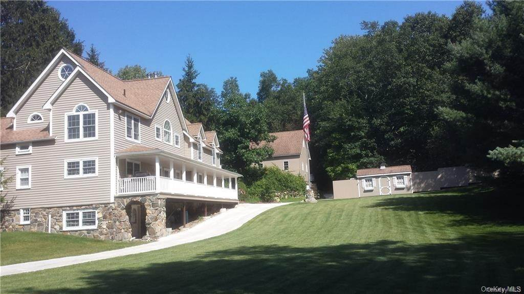 Residential for Sale at 554 Ludingtonville Road Holmes, New York 12531 United States