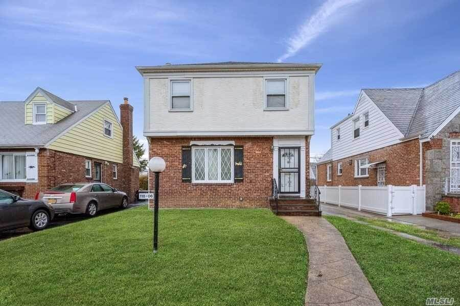 Residential for Sale at 118-06 225th Street Cambria Heights, New York 11411 United States