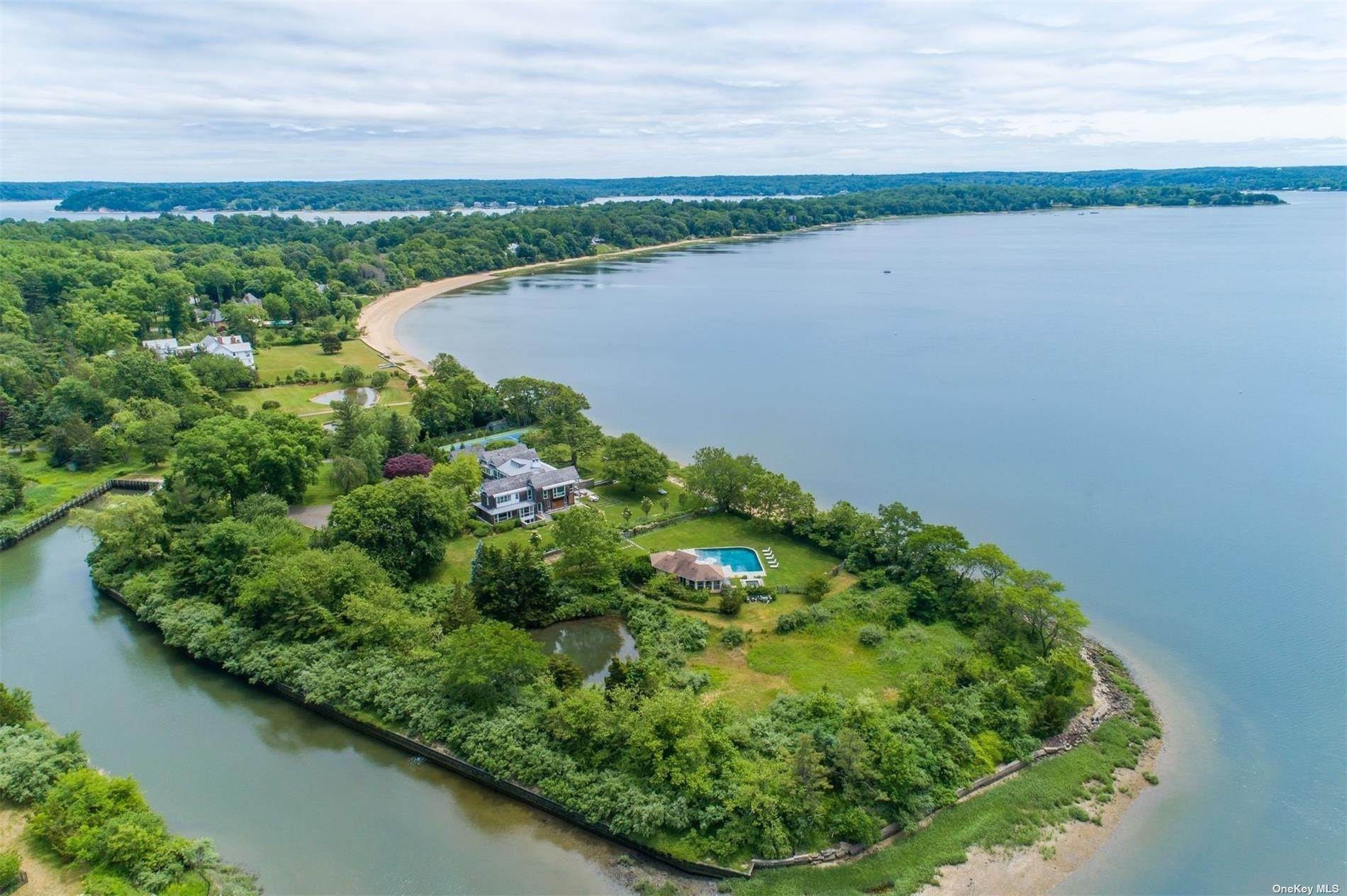 Residential for Sale at 116 Centre Island Road, Centre Island, NY 11771 Centre Island, New York 11771 United States