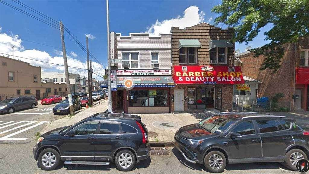 Business Opportunity for Sale at 77-01 101st Avenue Ozone Park, New York 11416 United States