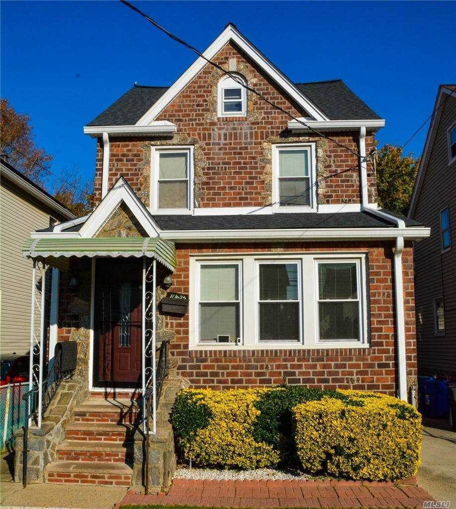 Residential for Sale at 114-25 208th Street Cambria Heights, New York 11411 United States