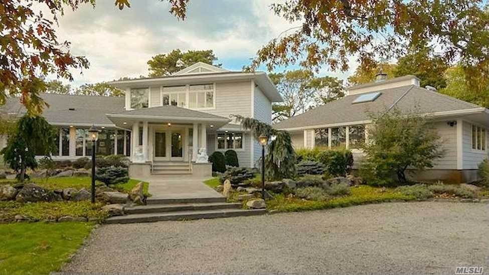 Residential for Sale at 9 Duckwood Lane Hampton Bays, New York 11946 United States