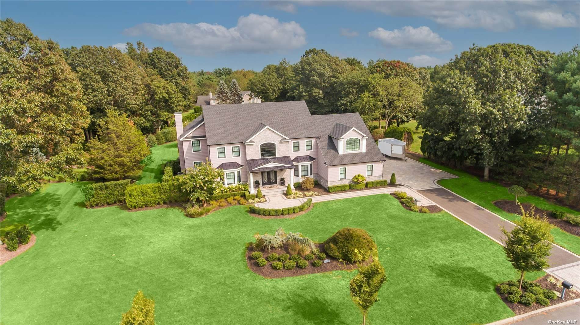 Residential for Sale at 73 Elderwood Drive St. James, New York 11780 United States