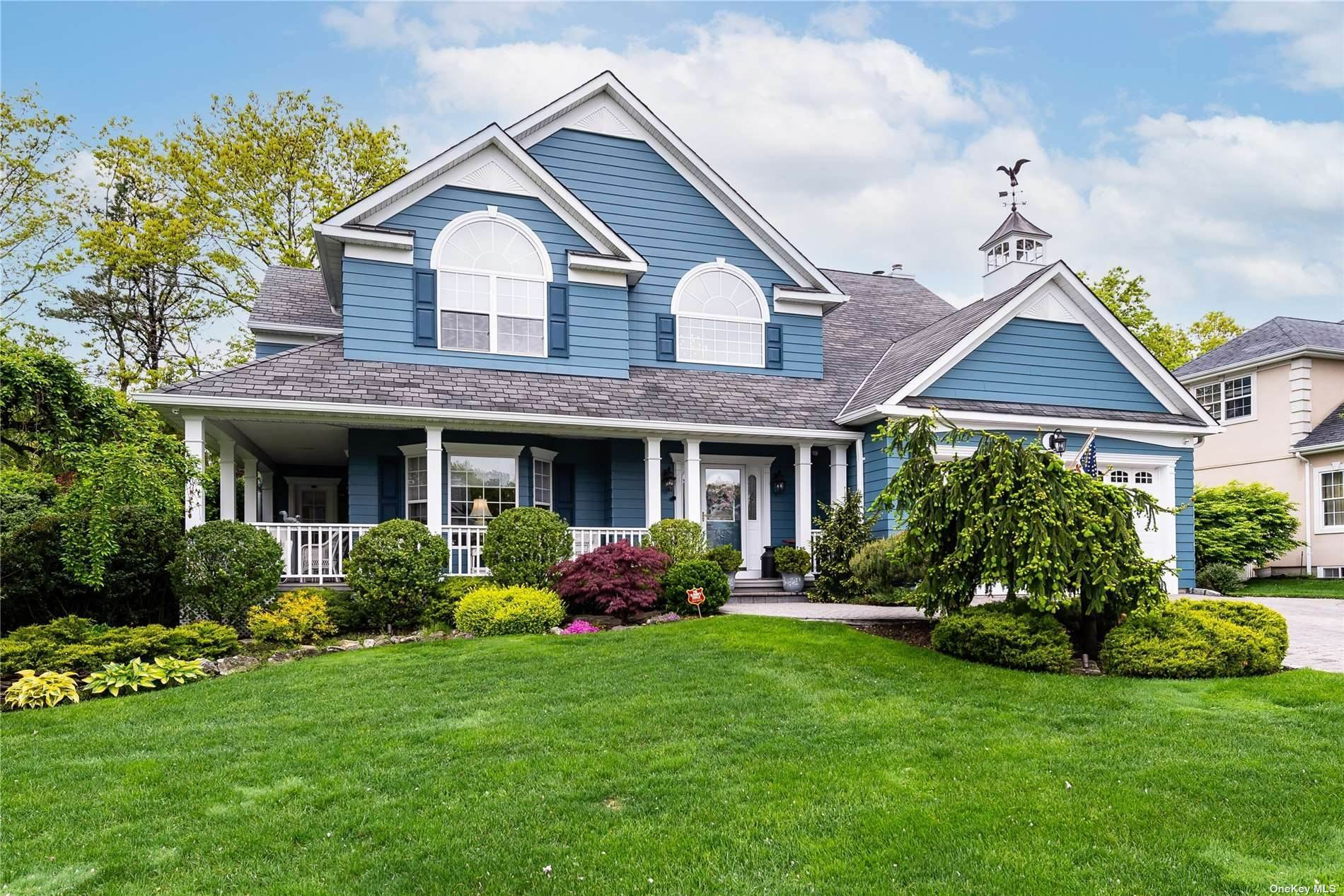Residential for Sale at 5 Windwood Drive Nesconset, New York 11767 United States